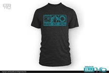Today on BJJHQ Ground Fighter Ready Set Roll T-Shirt - $12